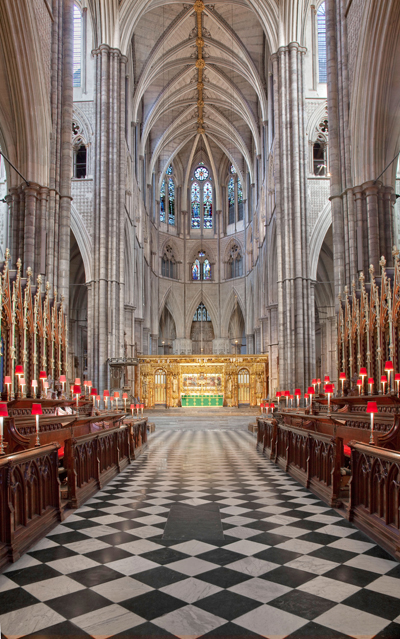 westminster abbey - Royal Wedding Venue 2018