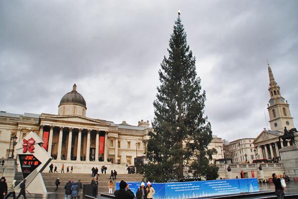 John Nash | Exploring London