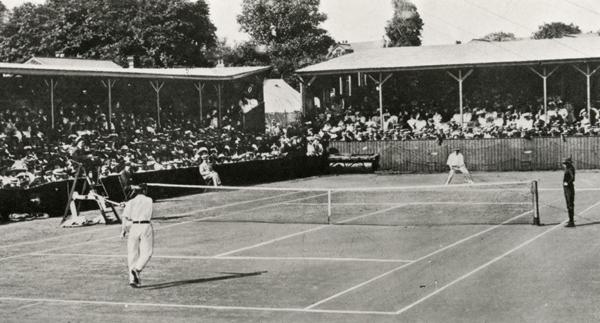 Αποτέλεσμα εικόνας για All England Lawn Tennis and Croquet Club 1908