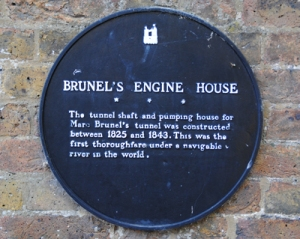 Brunel-plaque