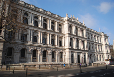 St james exploring london - British foreign commonwealth office ...