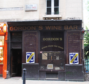 Gordon's-Wine-Bar