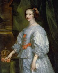 Queen-Henrietta-Maria-(Royal-Collection)
