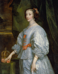 Queen-Henrietta-Maria-(Royal-Collection)