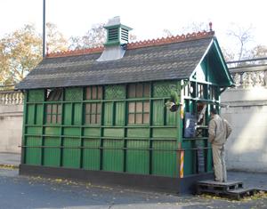 Cabmen's-Shelter