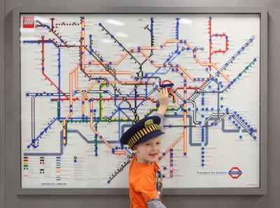 Lego-Tube-map