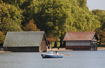 Boating-on-the-Serpentine