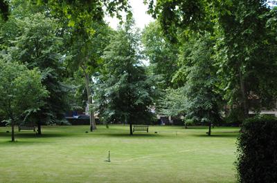 Charterhouse-Square-Gardens