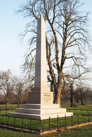 Speke-Monument