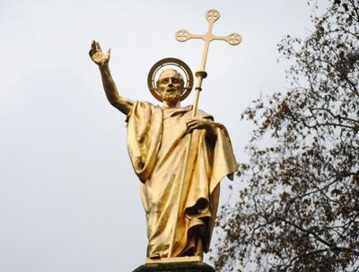 Paul's-Cross-Memorial
