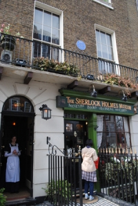 The-Sherlock-Holmes-Museum