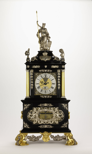 Mostyn-Clock