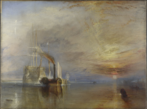 The-Fighting-Temeraire,-tugged-to-her-last-Berth-to-be-broken-up,-1838-©-The-National-Gallery,-London