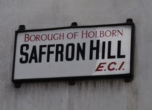 Afbeeldingsresultaat voor saffron hill london