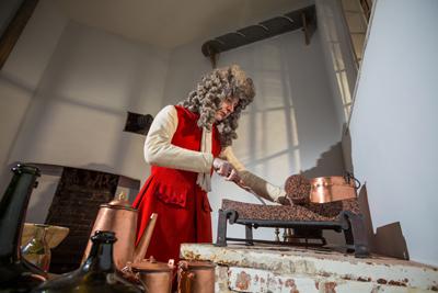 Chocolate-kitchen