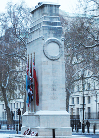 Cenotaph-in-London