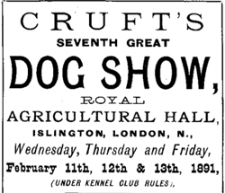 Crufts-catalogue