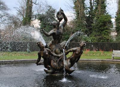 Triton-Fountain
