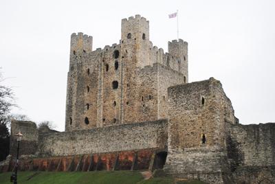 Rochester-Castle