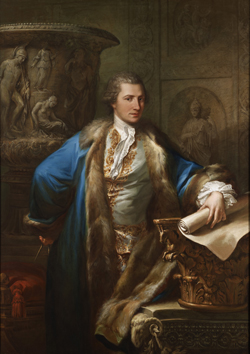 Antonio-Zucchi-'Portrait-of-James-Adam'-Credit---Adam-Williams-Fine-Art-Ltd