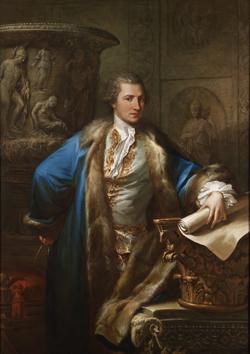 Antonio-Zucchi-'Portrait-of-James-Adam'-Credit---Adam-Williams-Fine-Art-Ltd