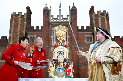 HamptonCourtPalace500thBirthday-3