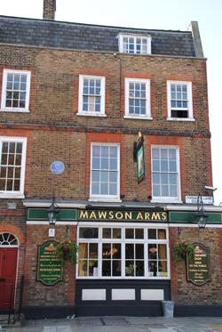 Mawson-Arms