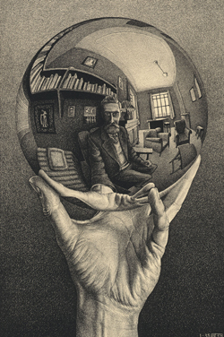 Escher_Hand-with-a-Reflecting-Sphere-1935