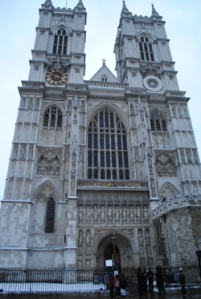 Westminster-Abbey-front