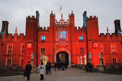 Hampton-Court-Palace