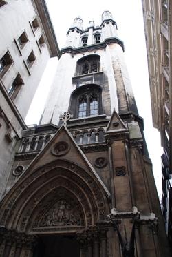 St-Michael's-Cornhill