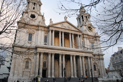 St-Paul's-Cathedral