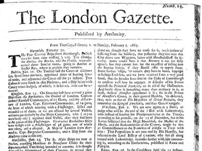 The-London-Gazette