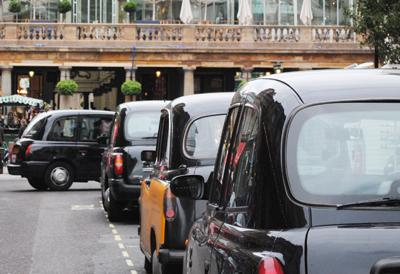 Black-cabs