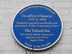 Blue_plaque,_Tabard_Inn