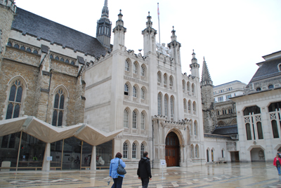 Guildhall-Yard