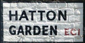 Hatton_Garden_Road_Sign