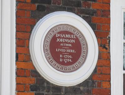 Samuel-Johnson-plaque