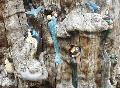 Elfin-Oak