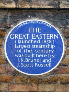 THE_GREAT_EASTERN_(_launched_1858_)_largest_steamship_of_the_century_was_built_here_by_I.K._Brunel_and_J.Scott_Russell