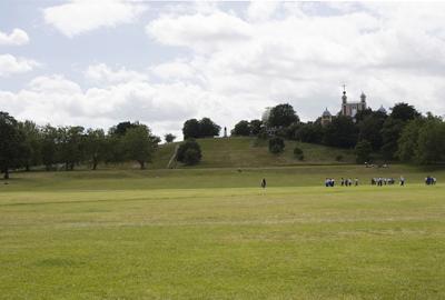 Greenwich-Park-in-summer