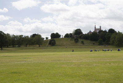 Greenwich-Park-in-summer