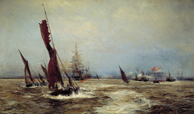 commerce-and-sea-power_william-lionel-wyllie